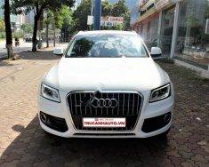 Cần bán lại xe Audi Q5 đời 2014, màu trắng, xe nhập giá 1 tỷ 580 tr tại Hà Nội