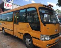 Bán Hyundai County đời 2010, màu vàng giá 586 triệu tại Hà Nội