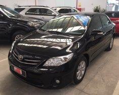 Cần bán lại xe Toyota Corolla altis đời 2012, màu đen số sàn, 530tr giá 530 triệu tại Tp.HCM