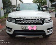 Bán Range Rover HSE sport trắng sản xuất 2014, chạy 2 vạn, xe siêu đẹp giá 3 tỷ 589 tr tại Hà Nội