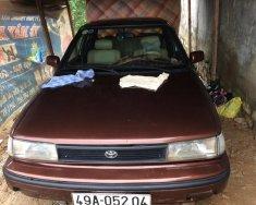 Bán Toyota Corolla GL 1.6 MT 1993, màu nâu, xe nhập giá 110 triệu tại Lâm Đồng