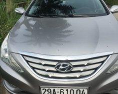 Bán xe Hyundai Sonata 2.0 AT sản xuất 2009, màu bạc, nhập khẩu giá 520 triệu tại Hà Nội
