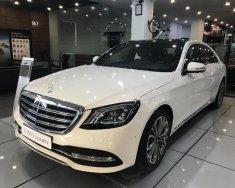 Bán xe Mercedes S450L Luxury đời 2018, màu trắng giá 4 tỷ 759 tr tại Hà Nội