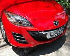 Bán Mazda 3 sản xuất năm 2011, màu đỏ, xe nhập   giá 405 triệu tại Hải Phòng