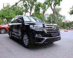 Bán Toyota Land Cruiser 5.7 VXE Trung đông đời 2018, màu đen, xe nhập trung đông giá 4 tỷ 567 tr tại Hà Nội