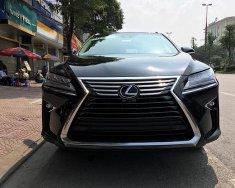 Bán Lexus RX RX 350 năm sản xuất 2018, màu đen, xe nhập Mỹ giá 3 tỷ 456 tr tại Hà Nội
