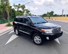 Cần bán lại xe Toyota Land Cruiser VX 4.6 V8 đời 2015, màu đen, xe nhập giá 2 tỷ 850 tr tại Hà Nội