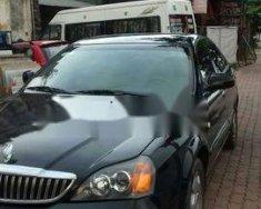 Cần bán gấp Daewoo Magnus đời 2004, màu đen chính chủ giá 145 triệu tại Hà Nội