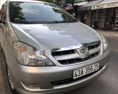 Bán xe Toyota Innova năm sản xuất 2008, màu bạc xe gia đình, giá chỉ 370 triệu giá 370 triệu tại Đà Nẵng