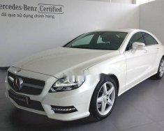 Bán Mercedes CLS350 2014, màu trắng, xe nhập giá 3 tỷ 290 tr tại Tp.HCM