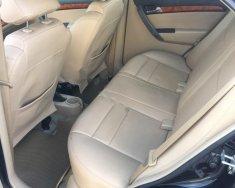 Cần bán xe Daewoo Gentra năm sản xuất 2010, màu đen số sàn   giá 205 triệu tại Quảng Bình