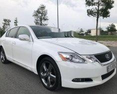 Cần bán Lexus GS sản xuất năm 2008, màu trắng, nhập khẩu, giá 959tr giá 959 triệu tại Tp.HCM