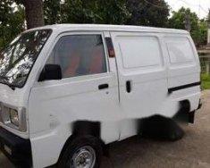 Cần bán xe Suzuki Super Carry Van đời 2011, màu trắng giá 156 triệu tại Hà Nội