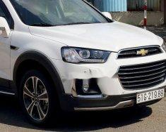 Bán Chevrolet Captiva sản xuất 2016, màu trắng như mới, giá 735tr giá 735 triệu tại Tp.HCM