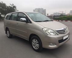Bán Toyota Innova 2.0 G năm 2012, màu vàng, chính chủ  giá 425 triệu tại Hà Nội