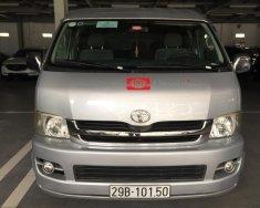 Bán xe Toyota Hiace 2008, màu bạc giá 350 triệu tại Hà Nội