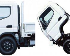 Bán xe tải Trung Fuso Canter 4.7 tấn giá 500 triệu tại Hà Nội