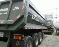 Bán rơ mooc ben Doosung_ mooc ben 24 khối 29 tấn xe có sẵn giao ngay giá 600 triệu tại Tp.HCM