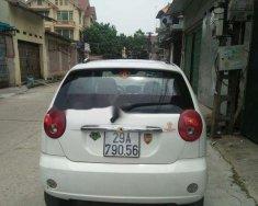 Bán ô tô Chevrolet Spark sản xuất năm 2009, màu trắng, giá 82tr giá 82 triệu tại Hà Nội