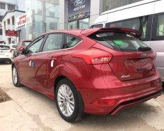 Bán xe Ford Focus Trend sản xuất năm 2018, màu đỏ giá cạnh tranh giá 570 triệu tại Hà Nội
