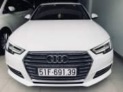 Bán Audi A4 năm 2016, màu trắng, xe nhập giá 1 tỷ 490 tr tại Tp.HCM