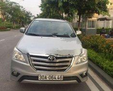 Cần bán lại xe Toyota Innova E sản xuất 2013, màu bạc chính chủ giá 515 triệu tại Hà Nội