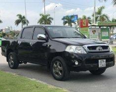 Bán Toyota Hilux năm sản xuất 2009, màu đen, xe nhập  giá 348 triệu tại Hà Nội