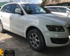 Bán Audi Q5 2.0 AT đời 2012, màu trắng giá 1 tỷ 250 tr tại Hà Nội