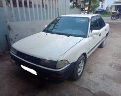 Cần bán Toyota Corolla 1.3 MT năm 1990, màu trắng, nhập khẩu nguyên chiếc giá 68 triệu tại Long An