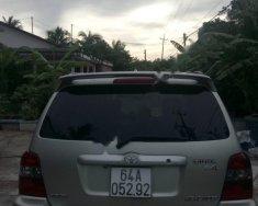 Bán Toyota Highlander 2.4 năm 2005, màu bạc, xe nhập số tự động, giá chỉ 520 triệu giá 520 triệu tại Vĩnh Long