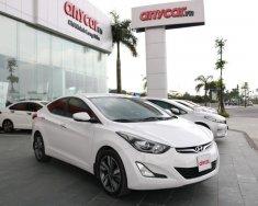 Bán xe Hyundai Elantra 1.6AT sản xuất 2014, màu trắng giá 539 triệu tại Hà Nội