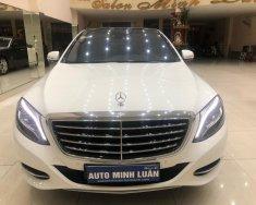 Bán Mercedes S400 đời 2017, màu trắng, nhập khẩu giá 3 tỷ 550 tr tại Tp.HCM
