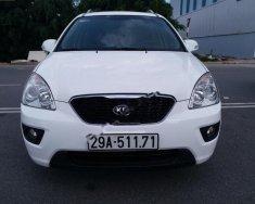 Bán Kia Carens 2.0AT sản xuất 2012, màu trắng chính chủ giá 417 triệu tại Hà Nội