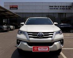 Cần bán Toyota Fortuner 2.5G 4x2MT đời 2017, màu trắng, xe nhập giá 1 tỷ 40 tr tại Hà Nội