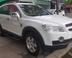 Cần bán lại xe Chevrolet Captiva LT 2.4 MT đời 2007, màu trắng giá cạnh tranh giá 275 triệu tại Hà Nội