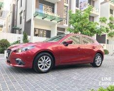 Bán Mazda 3 Hatback sản xuất năm 2016, màu đỏ giá 635 triệu tại Hà Nội