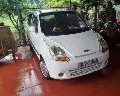 Bán Chevrolet Spark 2009, màu trắng giá 94 triệu tại Thái Nguyên