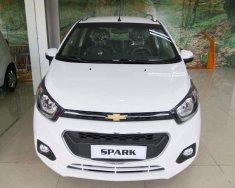 Bán xe Chevrolet Spark LT màu trắng, trả góp, trả trước ít nhất 85 triệu nhận xe - LH: 0945 307 489 Huyền Chevrolet giá 389 triệu tại Cần Thơ