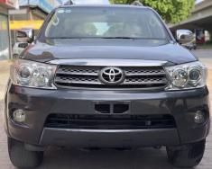 Bán Toyota Fortuner G, máy dầu 2009, đk 2010 giá 610 triệu tại Hà Nội
