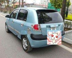 Chính chủ bán Hyundai Click W sản xuất 2007, màu xanh lam, nhập khẩu giá 195 triệu tại Hà Nội