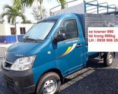 Bán xe tải Towner990 2018, xe nhập, hỗ trợ trả góp giá 216 triệu tại Tp.HCM