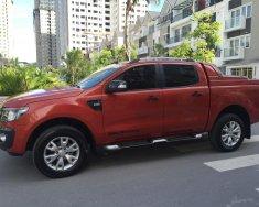 Bán ô tô Ford Ranger Wildtrak 3.2 AT năm 2015, màu đỏ, nhập khẩu nguyên chiếc giá 690 triệu tại Hà Nội