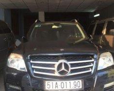 Cần bán xe Mercedes GLK300 đời 2009, màu đen, 675tr giá 675 triệu tại Tp.HCM