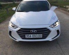 Bán Hyundai Elantra đời 2017, màu trắng, giá tốt giá 669 triệu tại Ninh Bình