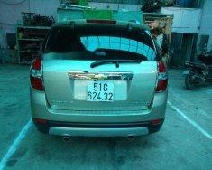 Bán Chevrolet Captiva 2008, màu bạc, giá chỉ 315 triệu giá 315 triệu tại Tp.HCM