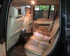 Bán ô tô LandRover Range Rover sản xuất năm 2010, màu đen, giá tốt giá 1 tỷ 600 tr tại Tp.HCM