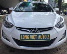 Cần bán xe Hyundai Elantra 1.8 AT sản xuất 2015, màu trắng, nhập khẩu nguyên chiếc chính chủ giá 580 triệu tại Hà Nội