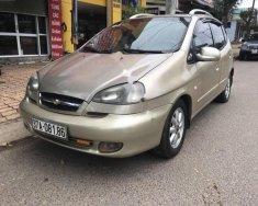 Cần bán gấp Chevrolet Vivant CDX MT sản xuất 2008, màu vàng   giá 189 triệu tại Hà Tĩnh