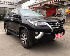 Bán xe Toyota Fortuner V sản xuất 2017, màu đen, nhập khẩu giá 1 tỷ 250 tr tại Hà Nội
