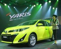 Bán xe Toyota Yaris 1.5G đời 2018, màu vàng chanh, nhập khẩu nguyên chiếc, 590tr giá 590 triệu tại Tp.HCM